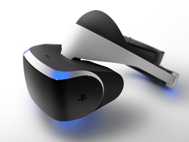 Sony 推出的 Project Morpheus 整體看來也有點 NERvGear 的雛形。
