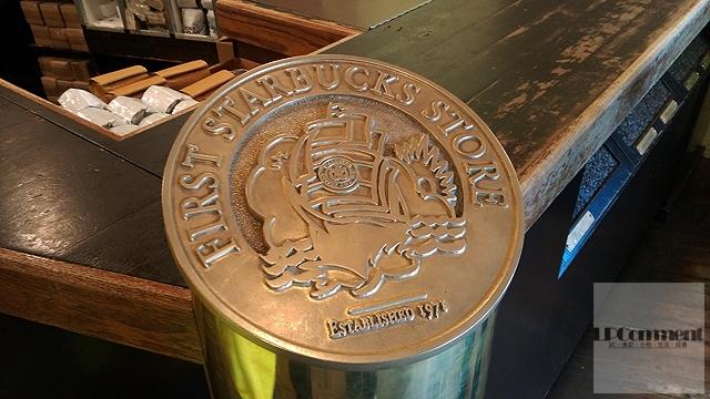 美國西雅圖星巴克創始店