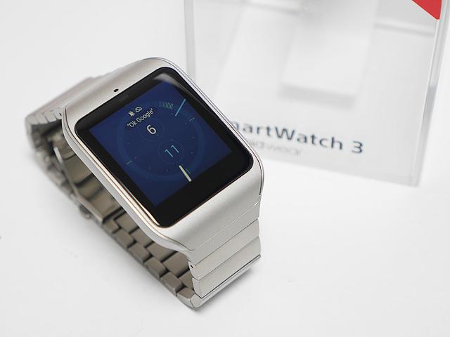 索尼智能手表sw3怎么样?