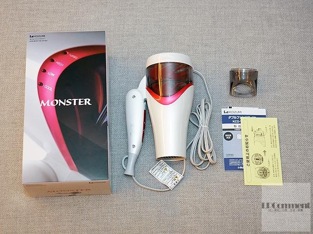 KOIZUMI MONSTER KCD-W701